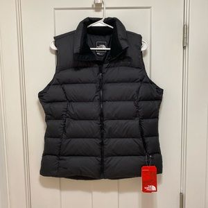 The North Face Vest, brand new with tags